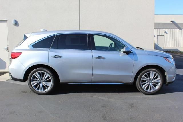 Certified 2018 Acura MDX 3.5L w/Technology Package