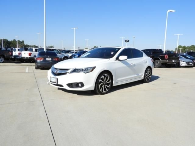 2016 Acura ILX Premium & A-SPEC Packages