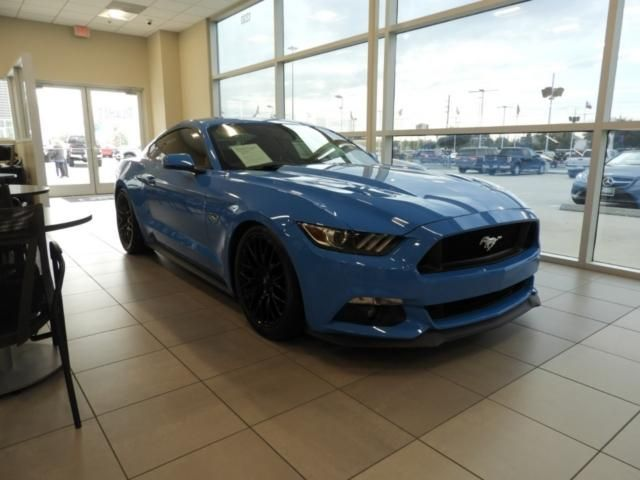 2017 Ford Mustang GT Premium For Sale Specifications, Price and Images