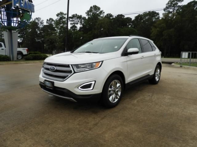 Certified 2017 Ford Edge SEL