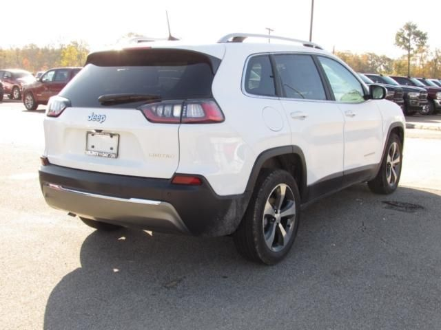 2020 Jeep Cherokee Limited For Sale Specifications, Price and Images