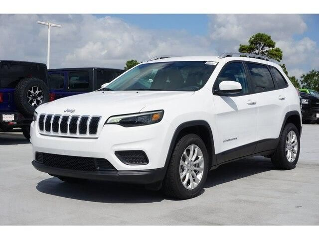 2020 Jeep Cherokee Latitude Plus For Sale Specifications, Price and Images