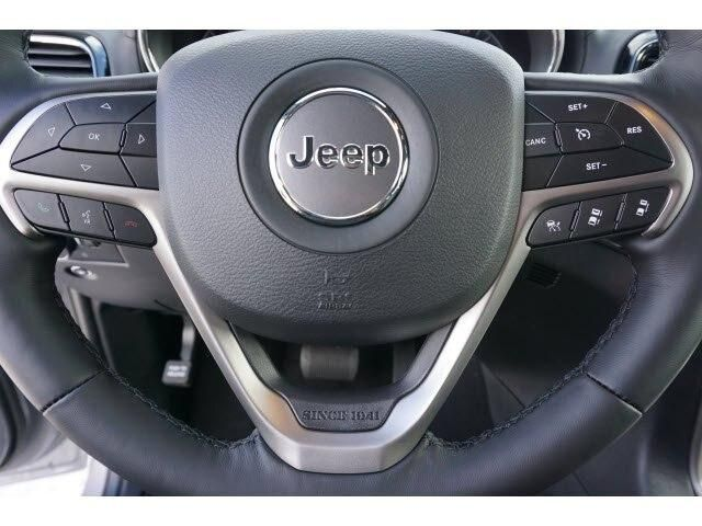 2020 Jeep Grand Cherokee Overland For Sale Specifications, Price and Images