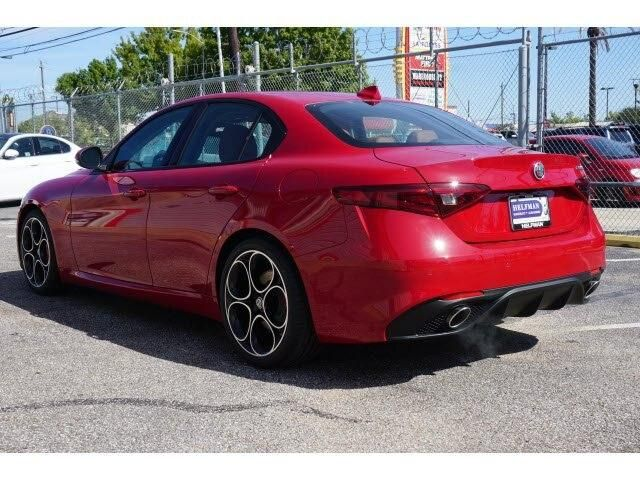 2019 Alfa Romeo Giulia Ti For Sale Specifications, Price and Images