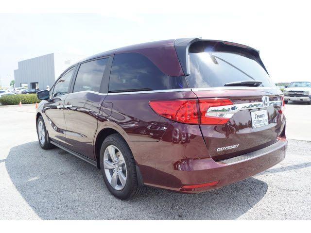 2019 Honda Odyssey EX-L w/Navigation/RES