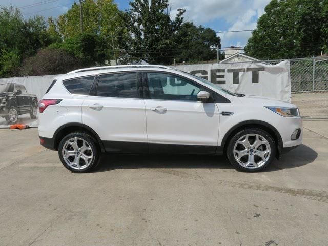Certified 2017 Ford Escape Titanium