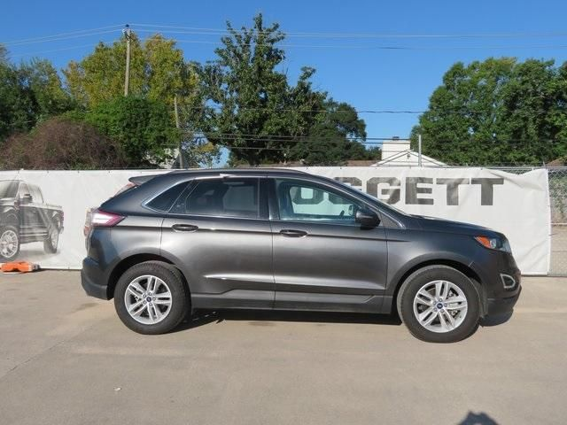 Certified 2018 Ford Edge SEL