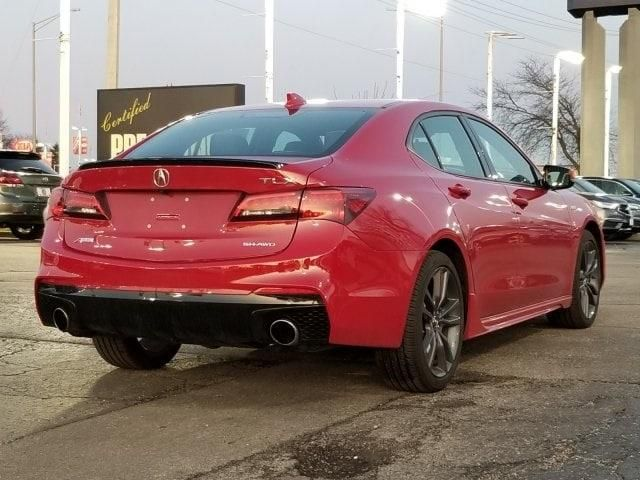 2019 Acura TLX V6 Technology & A-Spec For Sale Specifications, Price and Images