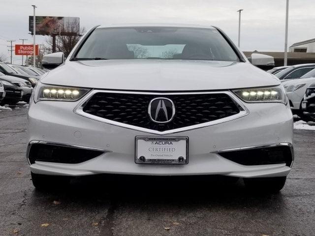2019 Acura TLX V6 Advance