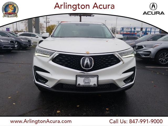 2020 Acura RDX Advance Package