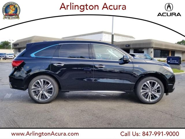 2020 Acura MDX Sport Hybrid 3.0L w/Technology Package For Sale Specifications, Price and Images