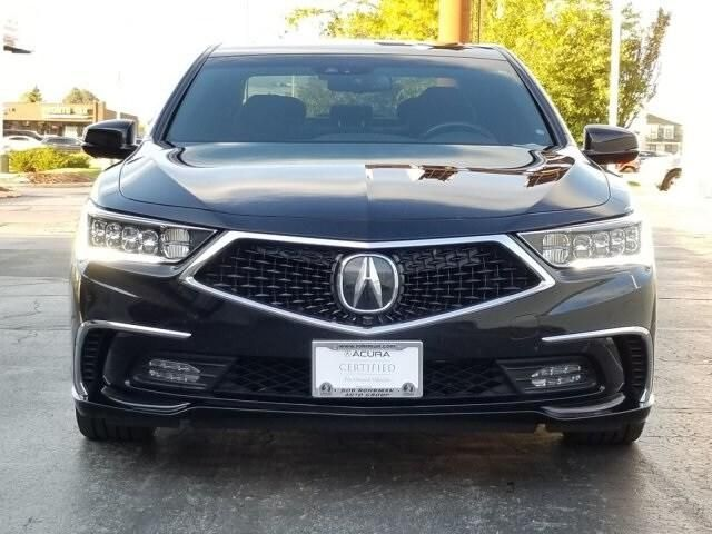 Certified 2019 Acura RLX Sport Hybrid Advance Package