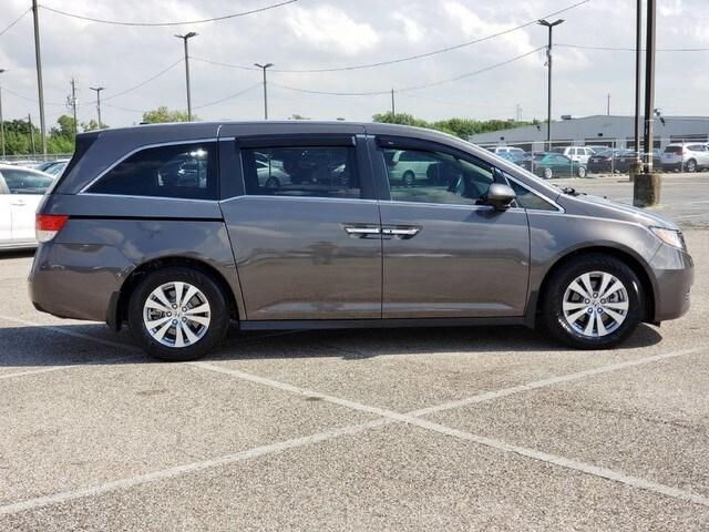 2017 Honda Odyssey EX-L For Sale Specifications, Price and Images