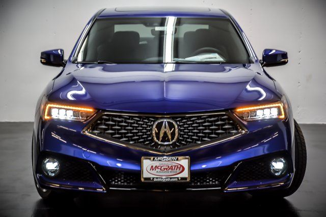 Certified 2019 Acura TLX A-Spec