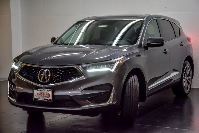 2020 Acura RDX w/Technology Pkg For Sale Specifications, Price and Images