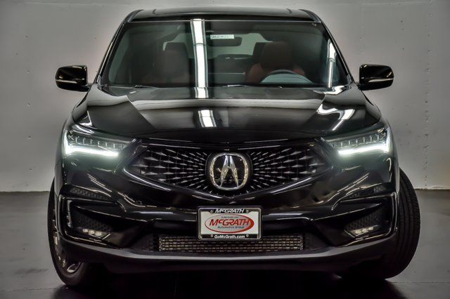 2020 Acura RDX w/A-Spec Pkg For Sale Specifications, Price and Images