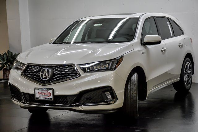 2020 Acura MDX w/Technology/A-Spec Pkg For Sale Specifications, Price and Images