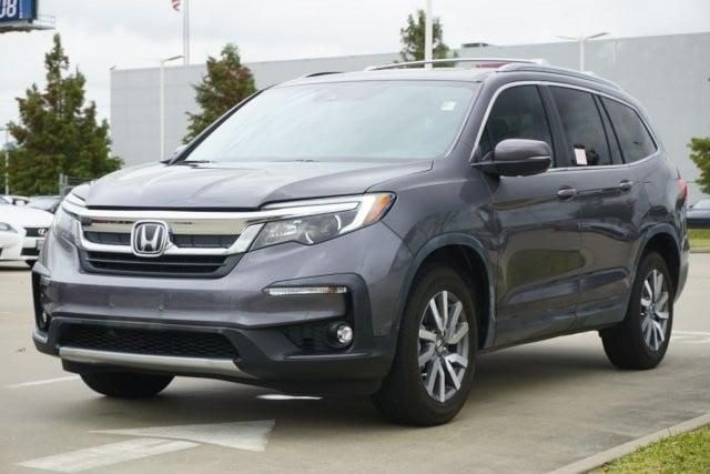 2019 Honda Pilot EX-L w/Navigation/RES