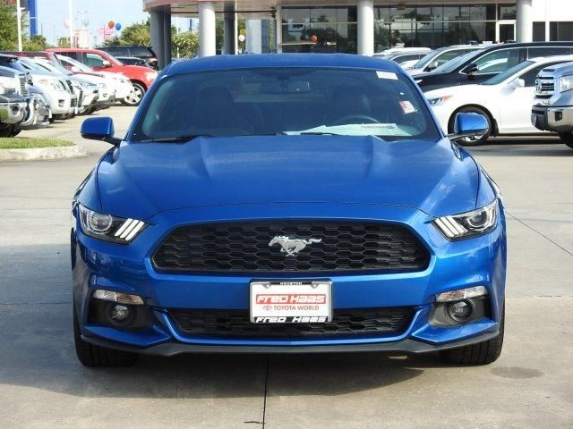 2017 Ford Mustang EcoBoost Premium For Sale Specifications, Price and Images