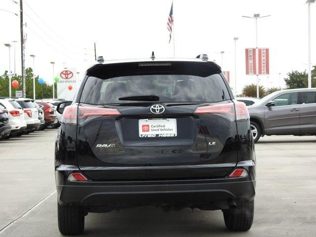 Certified 2018 Toyota RAV4 LE For Sale Specifications, Price and Images