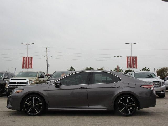 Certified 2018 Toyota Camry XSE