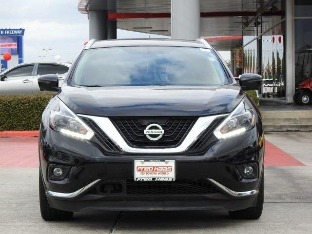 2018 Nissan Murano SL For Sale Specifications, Price and Images