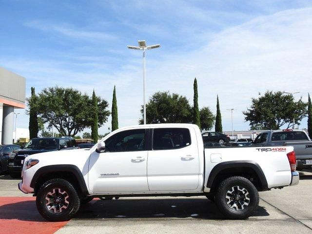 Certified 2017 Toyota Tacoma TRD Off Road