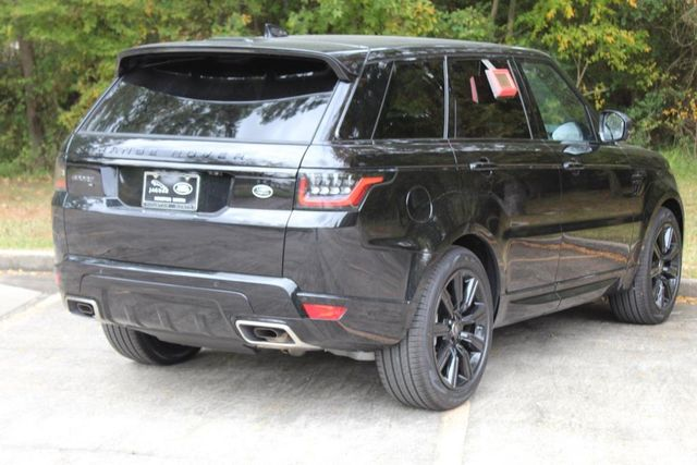 2020 Land Rover Range Rover Sport HSE MHEV For Sale Specifications, Price and Images