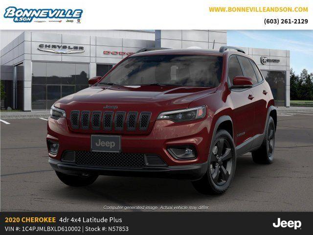 2020 Jeep Cherokee Altitude