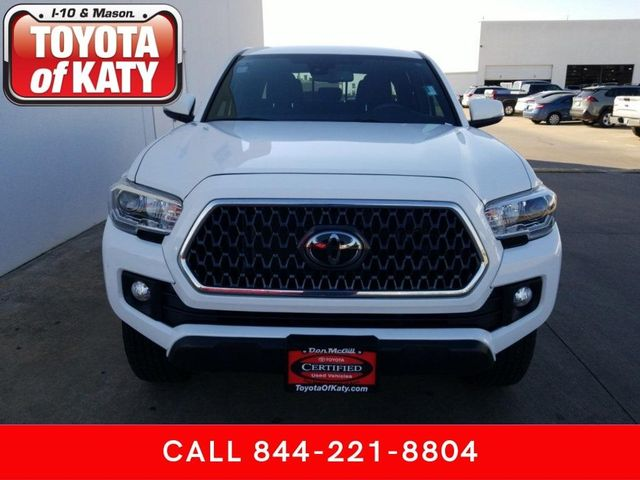 Certified 2019 Toyota Tacoma