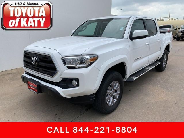 Certified 2017 Toyota Tacoma SR5