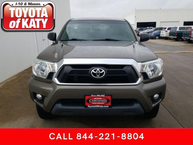 Certified 2014 Toyota Tacoma PreRunner