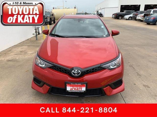 Certified 2018 Toyota Corolla iM Base
