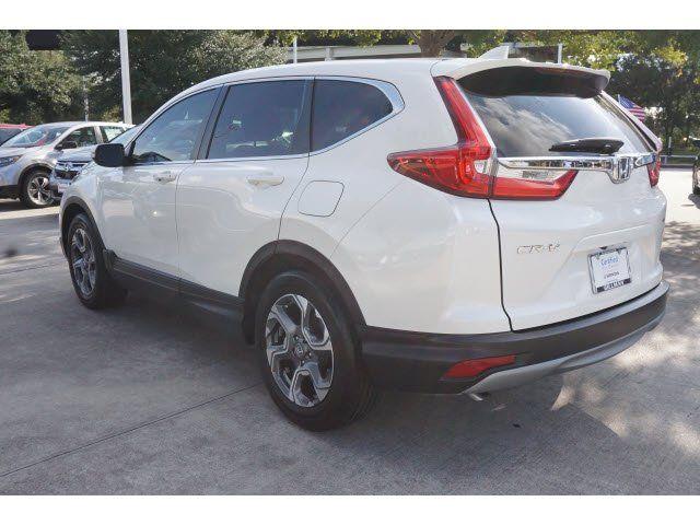 Certified 2018 Honda CR-V EX
