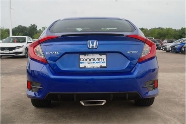 2019 Honda Civic Sport For Sale Specifications, Price and Images