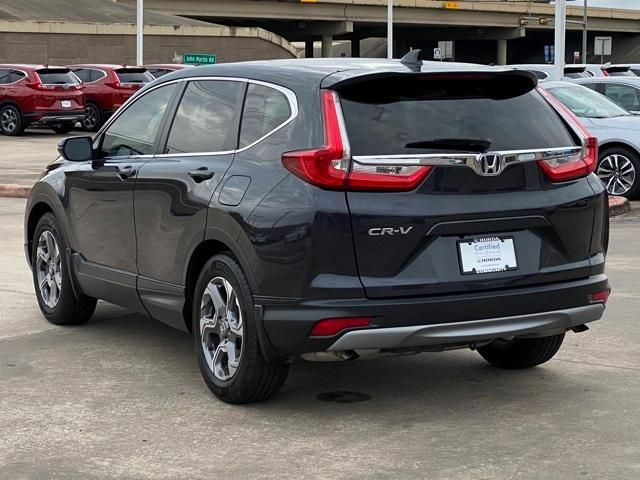 2018 Honda CR-V EX-L For Sale Specifications, Price and Images