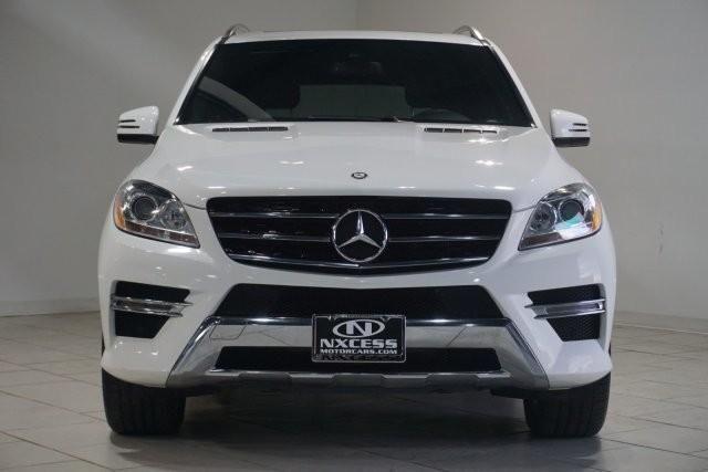 2015 Mercedes-Benz ML 400