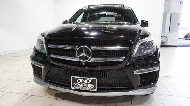 2015 Mercedes-Benz GL 63 AMG