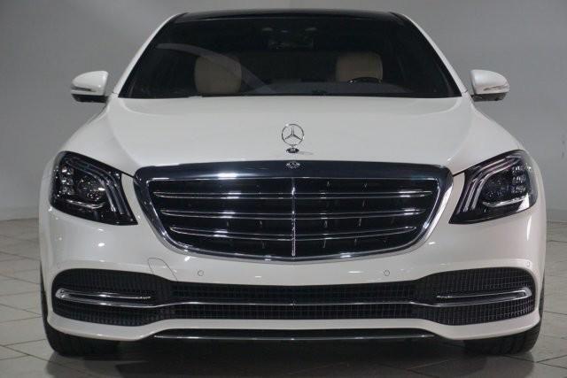 2019 Mercedes-Benz S 560 4MATIC
