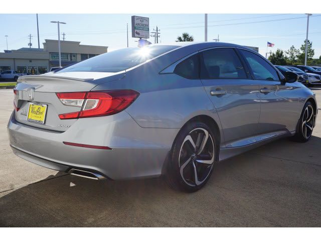 2018 Honda Accord Sport For Sale Specifications, Price and Images