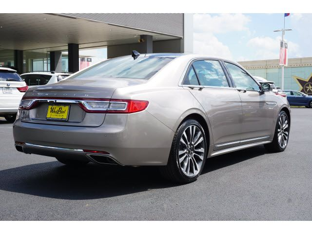 2019 Lincoln Continental Select For Sale Specifications, Price and Images