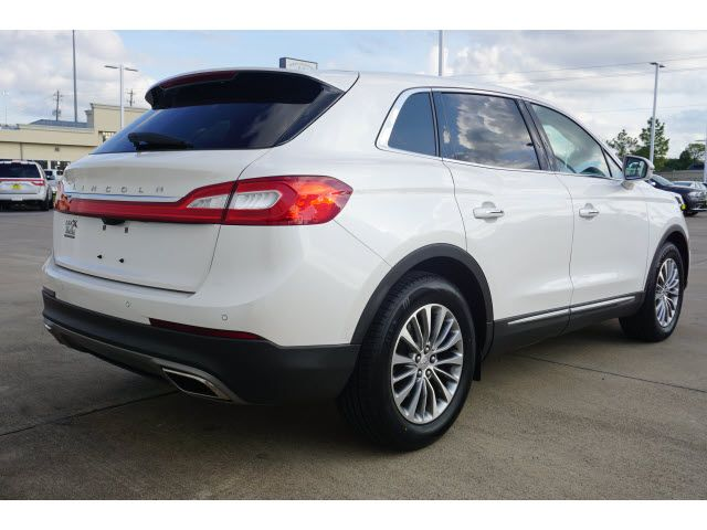 Certified 2016 Lincoln MKX Select