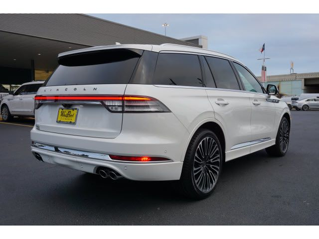 2020 Lincoln Aviator Black Label AWD For Sale Specifications, Price and Images