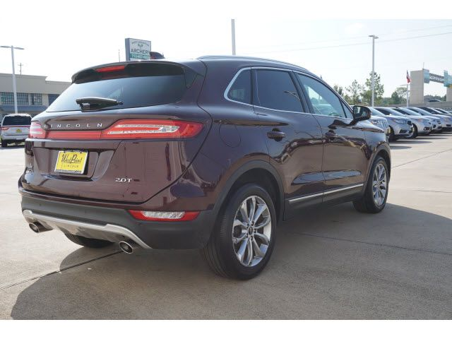 Certified 2017 Lincoln MKC Select