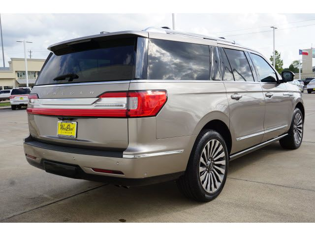 Certified 2019 Lincoln Navigator L Reserve For Sale Specifications, Price and Images