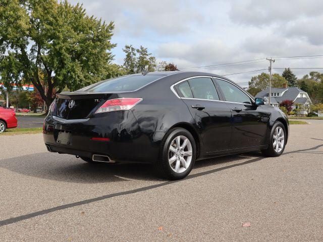 2014 Acura TL Technology