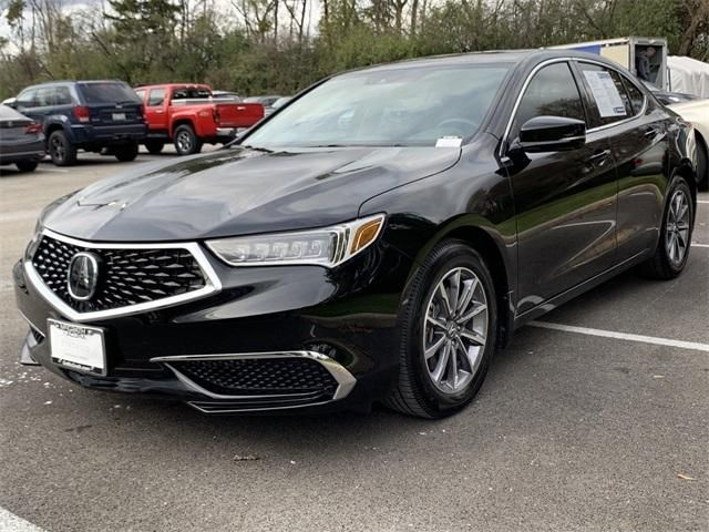 Certified 2020 Acura TLX Technology For Sale Specifications, Price and Images