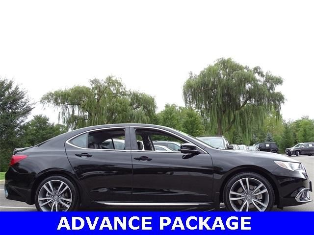 Certified 2019 Acura TLX V6 Advance