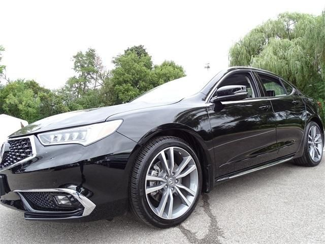 Certified 2019 Acura TLX V6 Advance For Sale Specifications, Price and Images