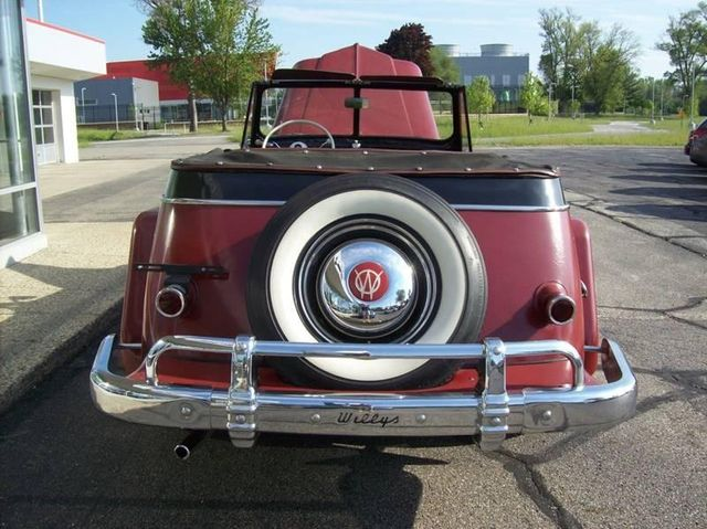 1951 Willys Jeepster PHAETON For Sale Specifications, Price and Images